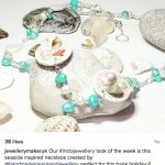 My Beside the Seaside Necklace is the #instajewellery Look of the Week!
