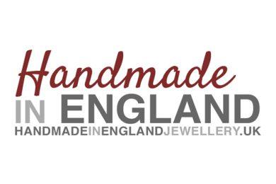 Handmade in England Jewellery rebranded